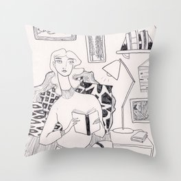 Favorite Place Throw Pillow