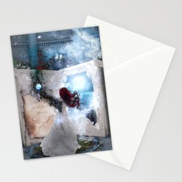 The Dangerous Mind Stationery Cards