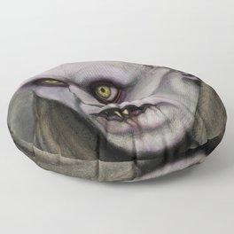 Orlok the Loathsome Floor Pillow