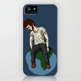 The Tallest Man on Earth iPhone Case