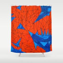 FTR4 Shower Curtain