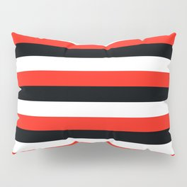 durham maori flag sardinia stripes Pillow Sham
