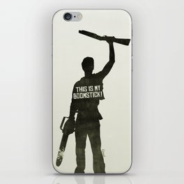 This is my Boomstick! iPhone Skin