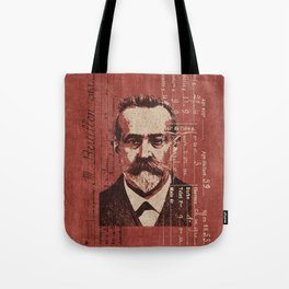 ROGUES GALLERY / Alphonse Bertillon (1853-1914) - Criminologist, France Tote Bag