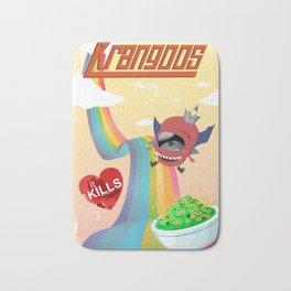 Krangoos™ Bath Mat