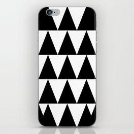 composition géométrique - mathéo iPhone Skin