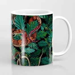 Dangers in the forest Coffee Mug