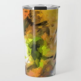Lily for the Horses Travel Mug