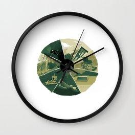 September 22 Wall Clock