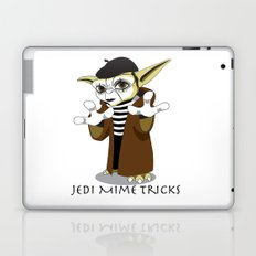 Jedi Mime Tricks Laptop & iPad Skin
