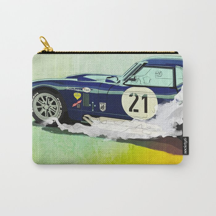 Daytona Coupe Carry-All Pouch