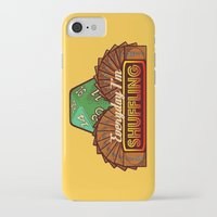 magic the gathering iPhone & iPod Cases featuring Everyday I'm Shuffling  |  Magic The Gathering by Silvio Ledbetter