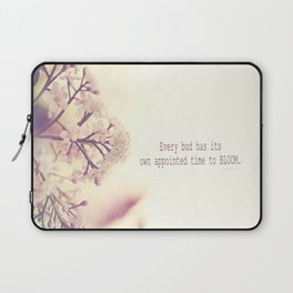Appointed Bloom Laptop Sleeve