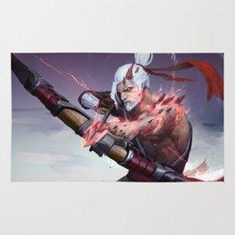 Demon Hanzo Rug