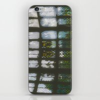 window iPhone & iPod Skins featuring Window by Aaron Carberry