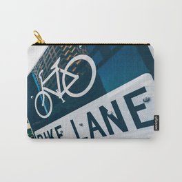 Bike Lane Carry-All Pouch