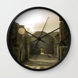 Glendalough Glow Wall Clock