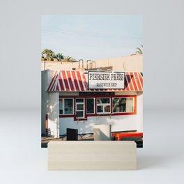 Pierside Press Mini Art Print