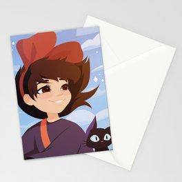 Kiki's Delivery Service Stationery Cards