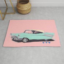 Mr. Miami Car Rug