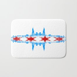 Second City Beat Bath Mat