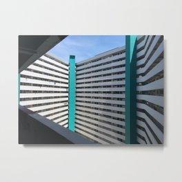 Taman Jurong Metal Print
