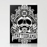 logo Stationery Cards featuring Logo by Tattoorama