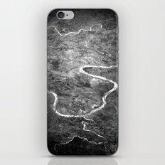 Rivers of India iPhone & iPod Skin