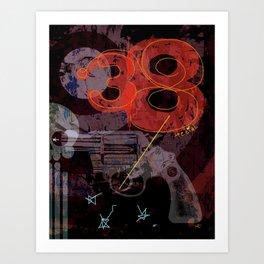 .38 Special Art Print