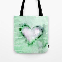 Love Unfolding No.26D by Kathy Morton Stanion Tote Bag