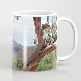 Arizona Horizon - Sedona Red Rocks Coffee Mug