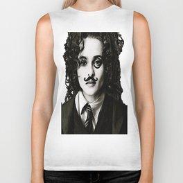 Helena Bonham... Chaplin? Biker Tank