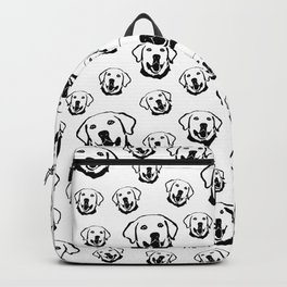 GIFTS FOR THE LABRADOR DOG LOVER FROM MONOFACES IN 2021 Backpack