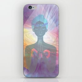 Let There Be Light iPhone Skin