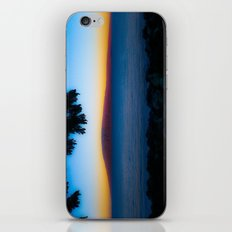 The island in the sun iPhone & iPod Skin