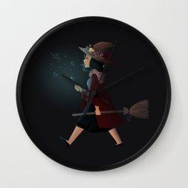 witchy regina Wall Clock