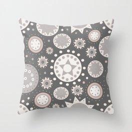 Milky Way Throw Pillow