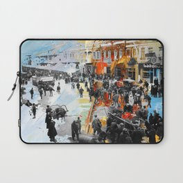 Tbilisi 4 Laptop Sleeve