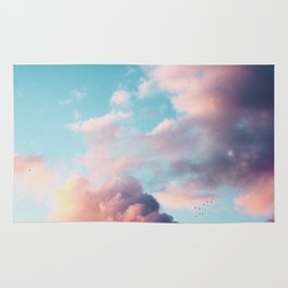 Clouds Paradise Rug