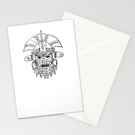 Legate Lanius - Fallout: New Vegas Stationery Cards