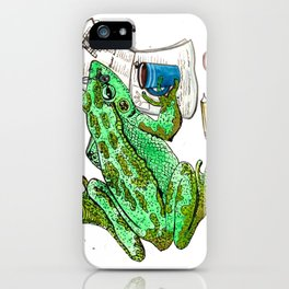 Gaylord's Weekly Challenge iPhone Case