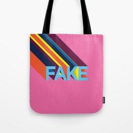 FAKE Tote Bag