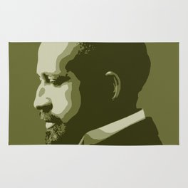 W.E.B. DuBois Rug