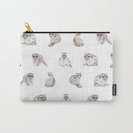 Fluffy Critters Carry-All Pouch