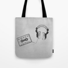 Music, please! Tote Bag
