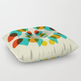 Frizzantino Floor Pillow