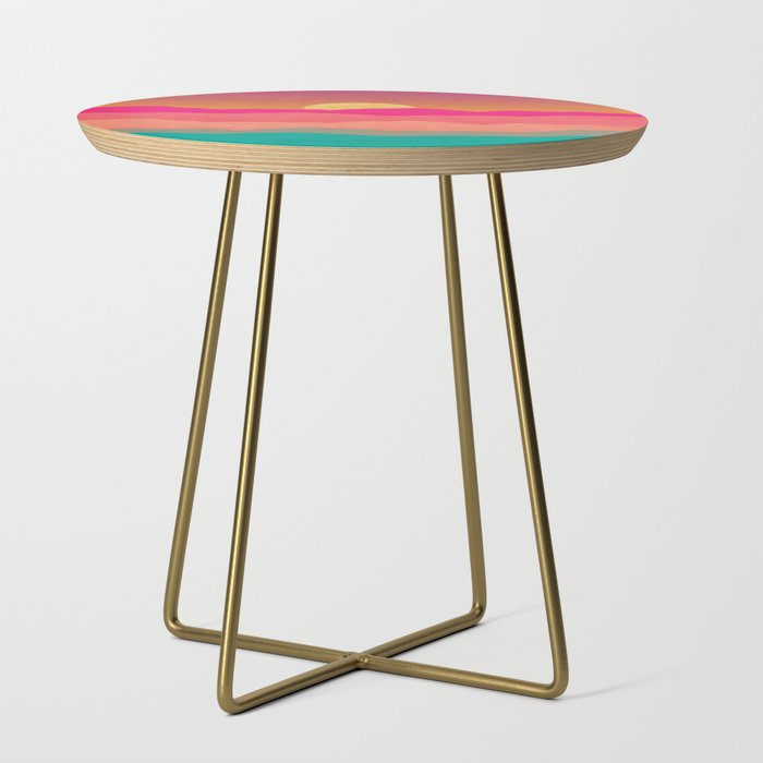 Minimal Landscape 13 Side Table by marcogonzalez