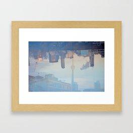 Toronto Vision Framed Art Print