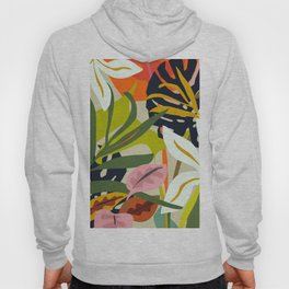 Jungle Abstract 2 Hoody