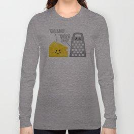 Cheesy Couple Long Sleeve T-shirt